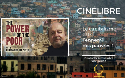 Cinélibre – The power of the poor