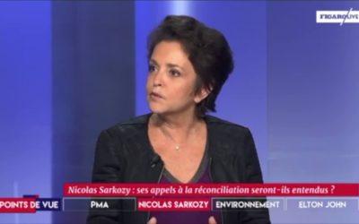 Ferghane Azihari a dénoncé le vide idéologique de la Droite dans le FigaroLive
