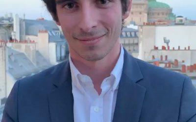 """""""L'Europe idéale"""" de notre coordinateur Mathieu Le Cossec"""