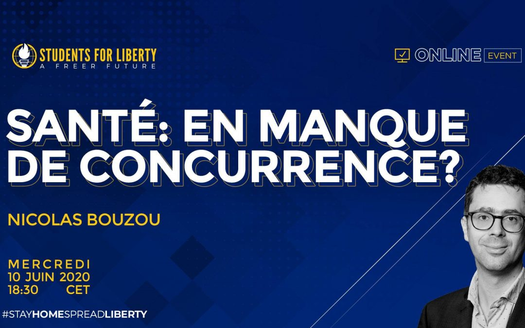 Santé : En manque de concurence ? Avec Nicolas Bouzou